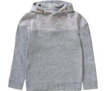 Kapuzenpullover für Jungen grau