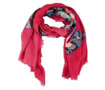 XXL-Schal mit floralem Print