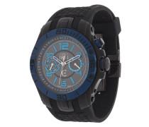 Armbanduhr 'cra070Q222H' schwarz