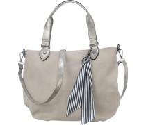 Handtasche hellbeige