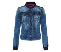 Jeans Jacke 'anya' blue denim
