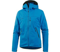 Softshelljacke 'Ultimate' himmelblau