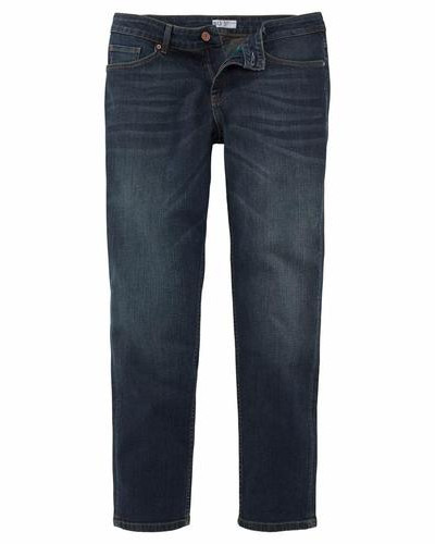 Slim-fit-Jeans 'Cliff' dunkelblau