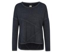 Sweatshirt 'Belinda' blau