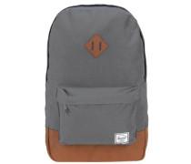 'Heritage Mid Volume Backpack' Rucksack 40 cm grau