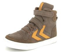 Sneaker 'stadil Oiled High' braun