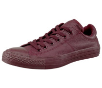 Chuck Taylor All Star Madison Leather Sneaker rot