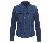 'Motac-1 Deconst' Jeans Jacke blue denim