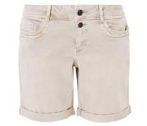 Shape Short: Twill-Bermuda beige