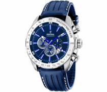 Chronograph »F16489/b« blau