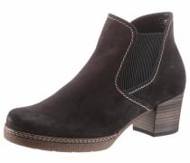 -Ankle-Boots dunkelbraun