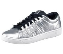 Hoke Metallic Sneaker silber