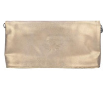Clutch 'Ronja Wing Sidney' champagner