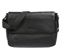 Messenger Bag 'citta' schwarz