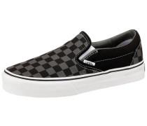 Classic Slip-On Sneakers schwarz