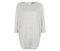 Oversize Pullover 'New Vmnana' weiß