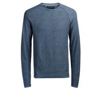 Vielseitiger Pullover blau