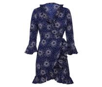 Kleid 'Bethany Floral' schwarz