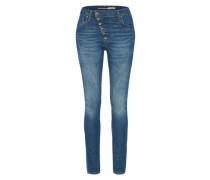 Loosefit Jeans blue denim