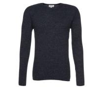 Pullover 'chest pocket' blau