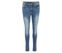 Jeans 'nmvicky' blue denim
