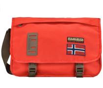 Nordland Messenger Umhängetasche 46 cm rot