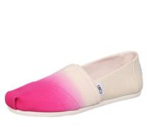 Espadrilles 'Alpargata' creme / pink