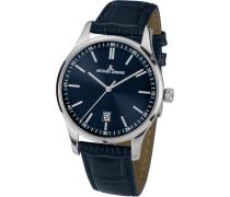 Uhr 'London 1-2026C' blau / silber