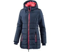 Steppjacke Damen navy
