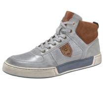 Schuhe hellgrau / braun