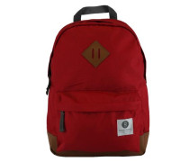 Rucksack 'Mid Flair' rot