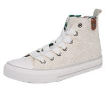 Sneaker 'Hedi' creme / weiß