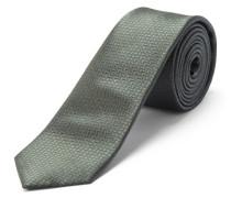 Krawatte Seiden - grün