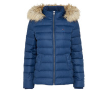 Jacke ´thdw Basic Down Jacket 2´ dunkelblau