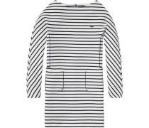 Kleider »Miley Knit Dress L/s« schwarz / weiß