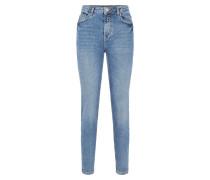Mom Jeans blau