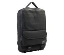 Rucksack mit Laptop-Fach 'F-Close' schwarz