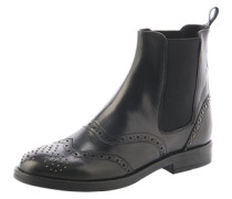 Chelsea Boots mit Ziernieten 'Casja studs' schwarz