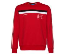 Sweatshirt '83-C' rot