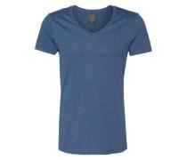 T-Shirt 'basic VN' blau