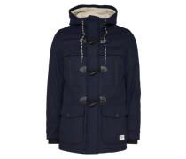 Mantel 'duffle coat' nachtblau