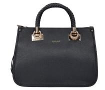 Shopping Anna M Handtasche 35 cm schwarz