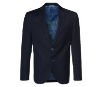 Sakko mit Paisley-Innenfutter 'cirinaldi Plus' blau