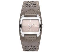 Armbanduhr »So-3150-Lq« grau / silber