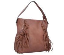 Tany Shopper Tasche 30 cm braun
