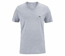 V-Shirt hellgrau