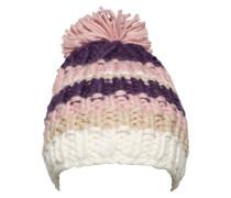 Stylishe Pudelmütze pink