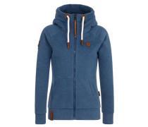 Zipped Jacket 'Dirty Brazzo' dunkelblau