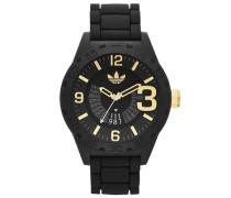 """Armbanduhr """"newburgh Adh3011"""" gold / schwarz"""