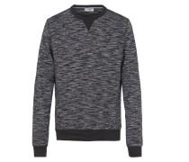 Sweatshirt 'Onze Whimel' schwarzmeliert